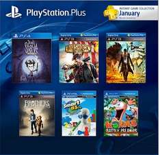 Juegos gratis en enero para PlayStation Plus y Xbox Live Gold (incluye BioShock Infinite y Sleeping Dogs)