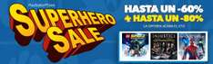 Superhero sale ofertas de Psn