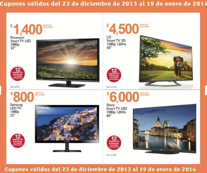 Folleto de ofertas en Costco del 23 de diciembre al 19 de enero