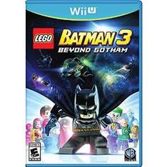 Amazon: BATMAN LEGO 3 WII U $318