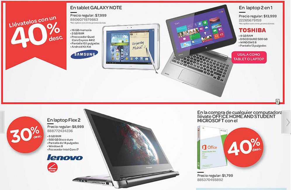 City Club Lenovo Flex 2, Amd A6, 8Gb Ram, touch $8,999 -30%