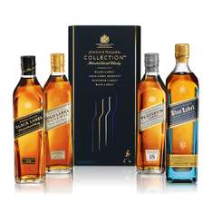 Costco: Johnnie Walker Collection 4 de 200ml