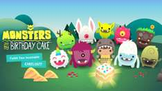 Google Play: juego Gratis monster ate my birthday cake