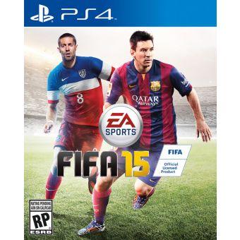 Linio: FIFA 15 para Playstation 4 con envio gratis