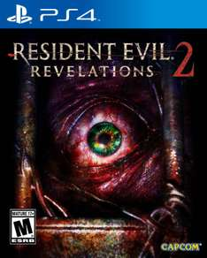 AMAZON: Resident Evil: Revelations 2 - PlayStation 4 y Xbox One
