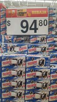 WALMART: DOCE DE TECATE LIGHT $94.8