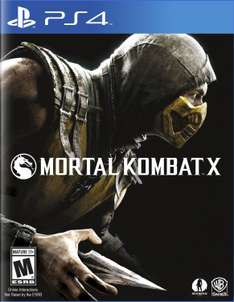 Amazon: Mortal Kombat X para PS4 $637.06
