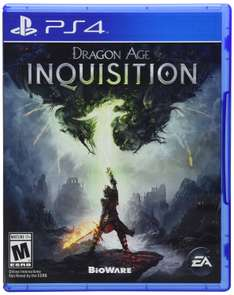 Amazon: Dragon Age Inquisition PS4 o Xbox One $318