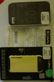 Suburbia: Back-up Battery & Phone Case Galaxy SIII en $49