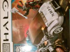 Walmart: Set Halo Megablocks