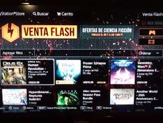 PSN Venta Flash!