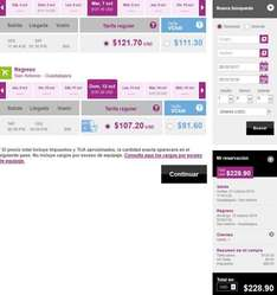 Volaris: promo negra para octubre 2014