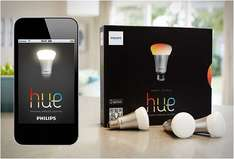 Amazon Mexico: Philips Hue, Kit de 3 $2,499 envío gratis