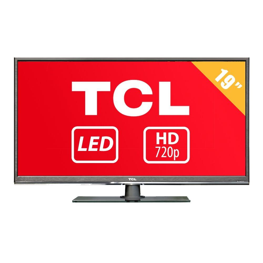 """Wal-Mart en línea: Tv de 19"""" marca TCL a 1299"""