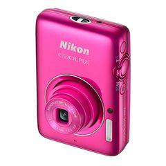Sanborns: Cámara Nikon Coolpix S02 a $1239 con envío gratis