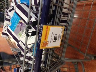 Walmart: Sabanas Individuales Poliester $49.03