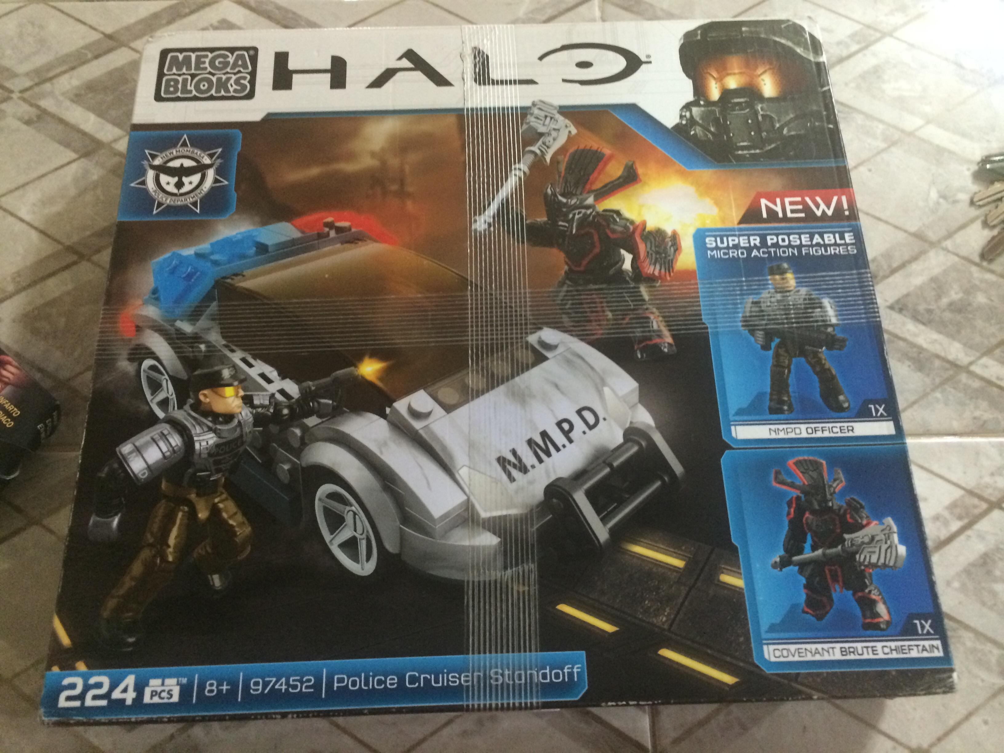Bodega Aurrerá: Halo Mega bloks a $39.02
