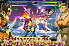 iTunes: Marvel vs Capcom 2 para iPhone $13 (regular $67), Instapaper gratis