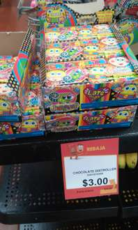 Walmart: Chocolate Distroller de $10 a $3
