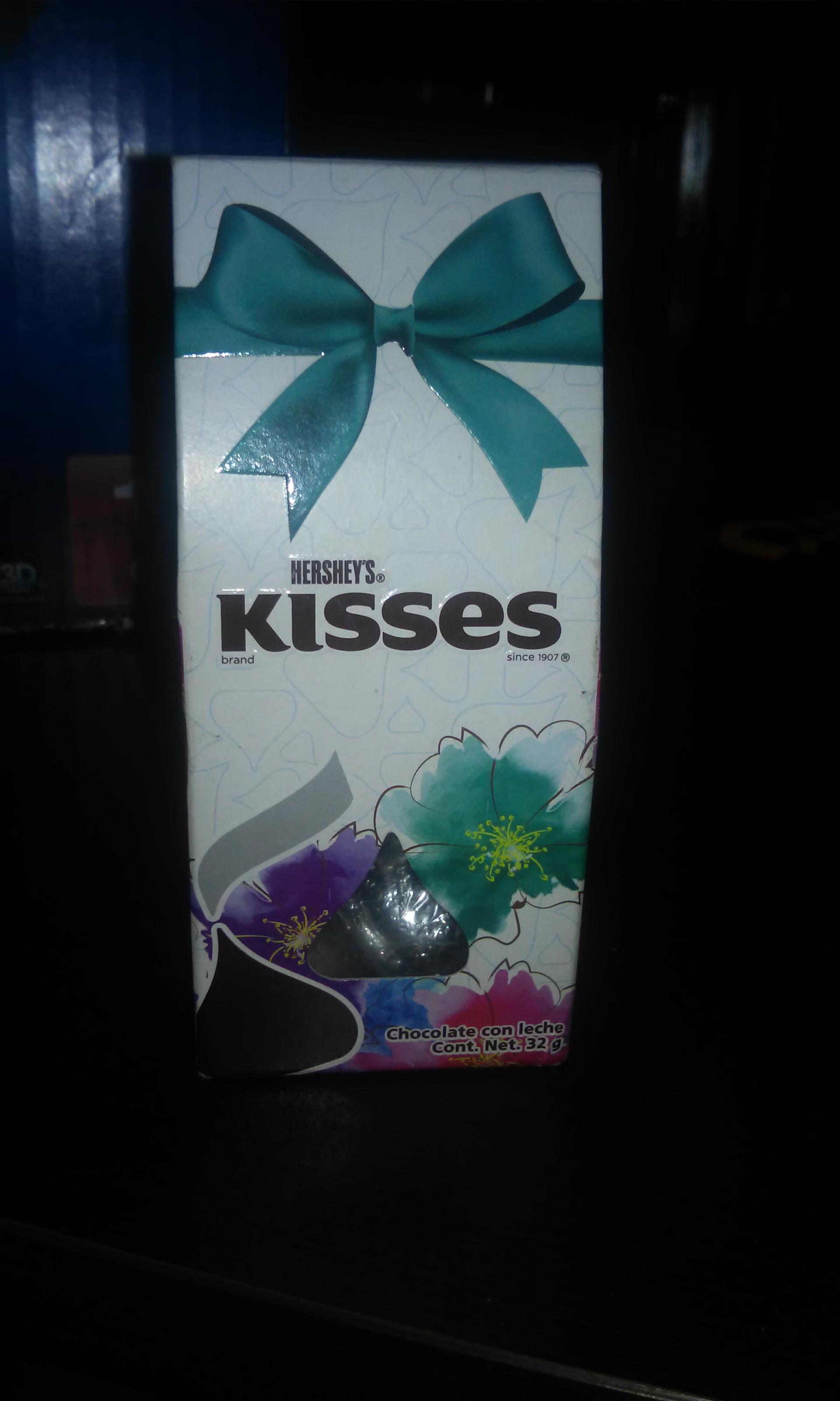 Walmart: Kisses $4