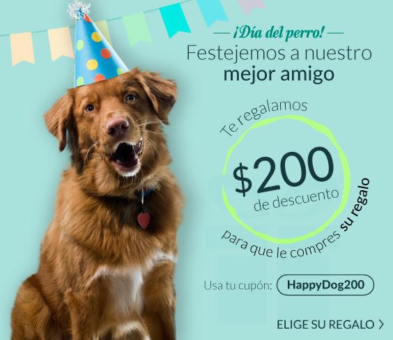 Petsy: Cupón de $200 de descuento
