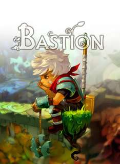 PSN: BASTION para Playstation 4