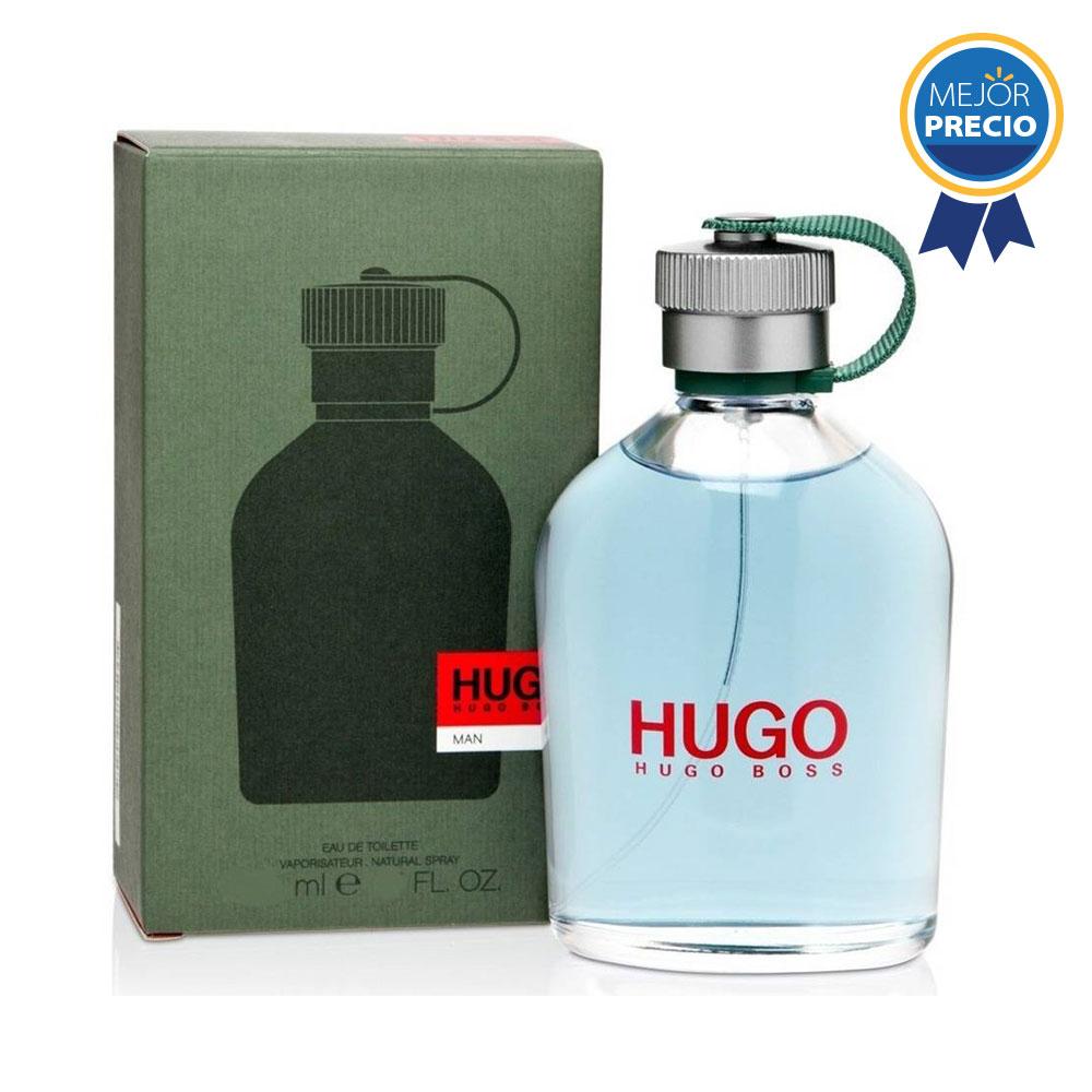 Walmart: Loción Hugo Boss Hugo Caballero Eau de Toilette 125 ml