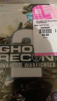 Liverpool: juego Ghost Recon para PS3 a $9