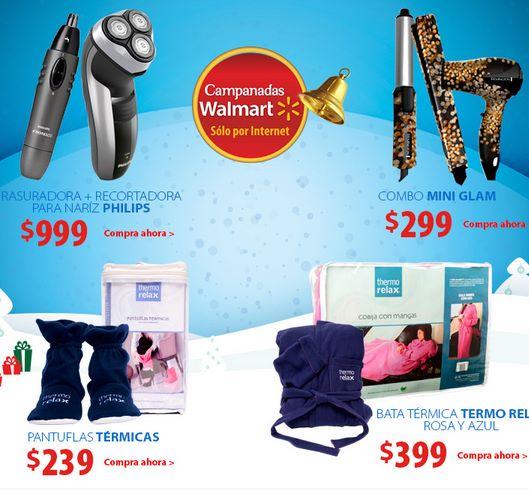 Campanadas Walmart 2013 diciembre 10