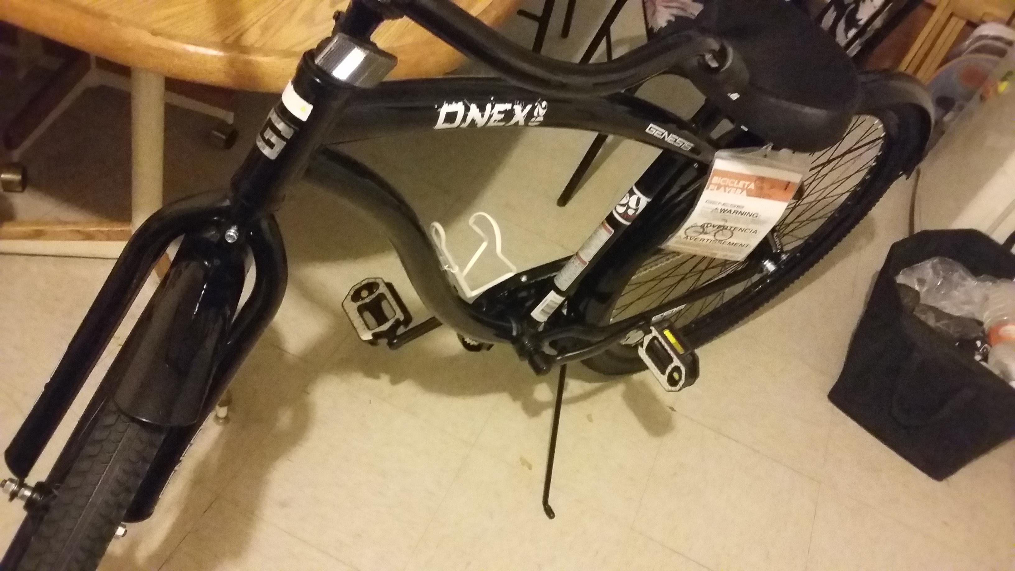 """Walmart: Bicicleta 29"""" Genesis Onex Cruiser Men's Bike"""