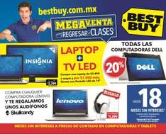 Folleto de ofertas en Best Buy del 21 al 27 de agosto