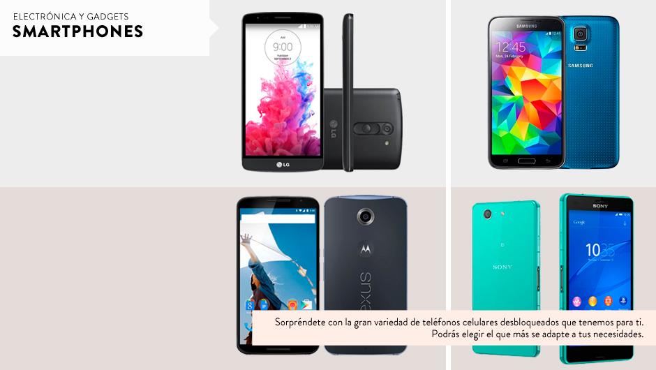 Privalia: SAMSUNG GALAXY S6 FLAT $10,399 y otros teléfonos