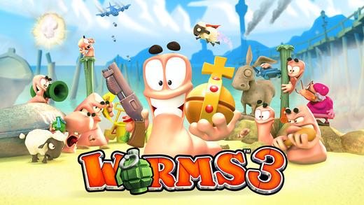 App Store: Worms3 GRATIS (antes $75)