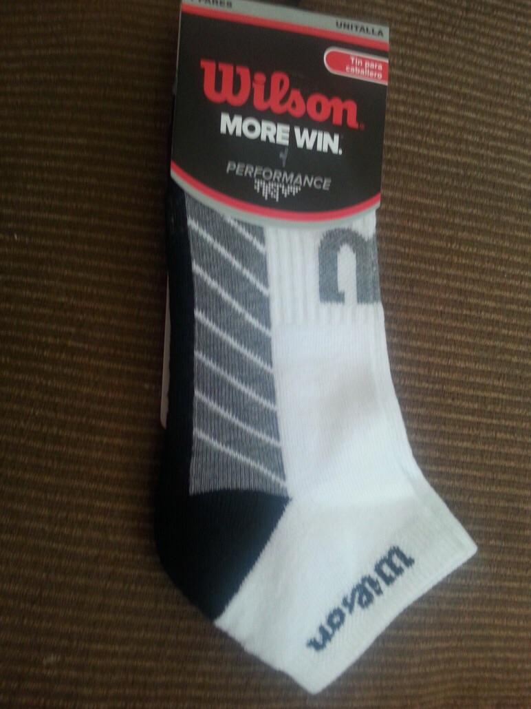 Bodega Aurrerá: calcetines Wilson a $1.03
