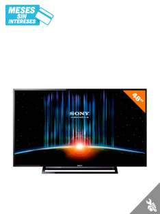 "Clickonero: TV Sony 48"" Led 1080p 120Hz Smart Tv remanufacturada $8,499"