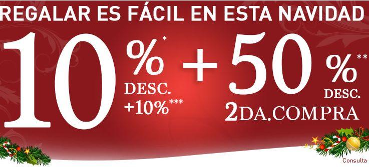 Devlyn: 10% de descuento + 10% de bonificación + 50% de descuento en 2da compra