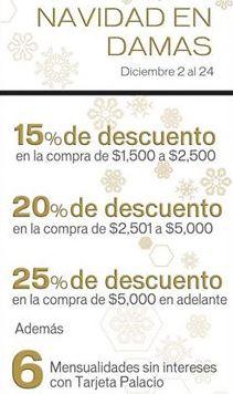 Palacio de Hierro: descuentos del 15 al 25% en el departamento de damas