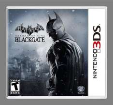 Amazon: Batman arkham origins blackgate 3ds a $189.80
