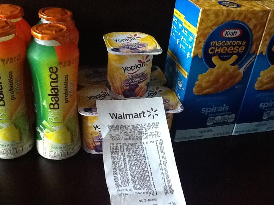 Walmart Yoplait 5x$14 Bio Balance Lala 4x$26