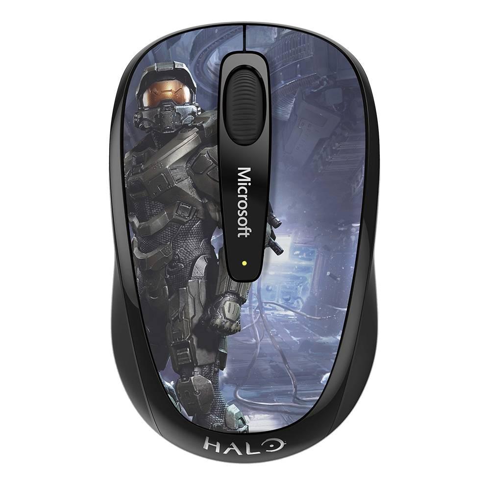 Walmart en linea: Mouse Inalámbrico Microsoft 3550 Edición Halo $199