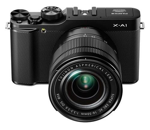 Best Buy: KIT CAMARA FUJIFILM X-A1 NEGRA / XC 16-5 rebajado de 60% de descuento envío gratis