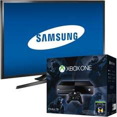 "Best Buy USA: Xbox One (con Master Chief Collection) + Smart TV Samsung de 40"" a 500USD"