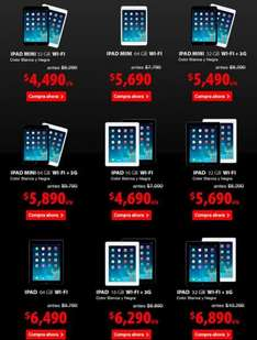 Black Friday en Walmart México (se agregaron ofertas de Apple)
