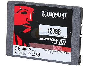 Amazon: Ssd Kingston v300 120gb