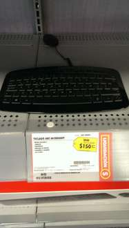 BESTBUY teclado arc wireless $150
