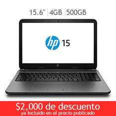 "Costco: Laptop HP 15"" Intel Core I5 $8,999"
