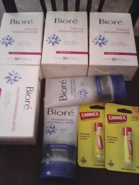 Chedraui: toallitas desmaquillantes Biore a $8.90, limpiadoras facial a $8.90 y más