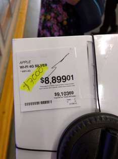 Sam's Club: iPad Air 2 de 16GB a $7,000