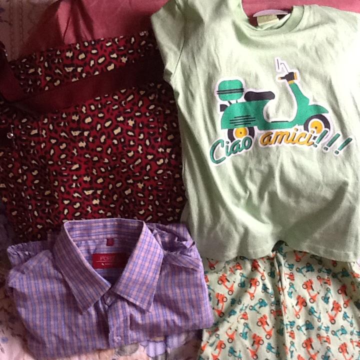 Bodega Aurrerá: Pijama niños, playera bebé o bolsa $30.02 y camisa Aristos $50.03