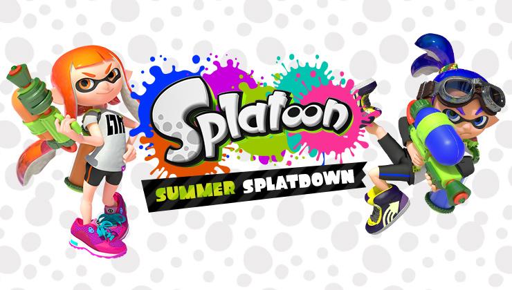 Nintendo: juega Splatoon gratis 21, 22 y 23 de agosto de 5 a 7